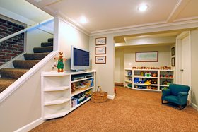Kings park basement finishing service